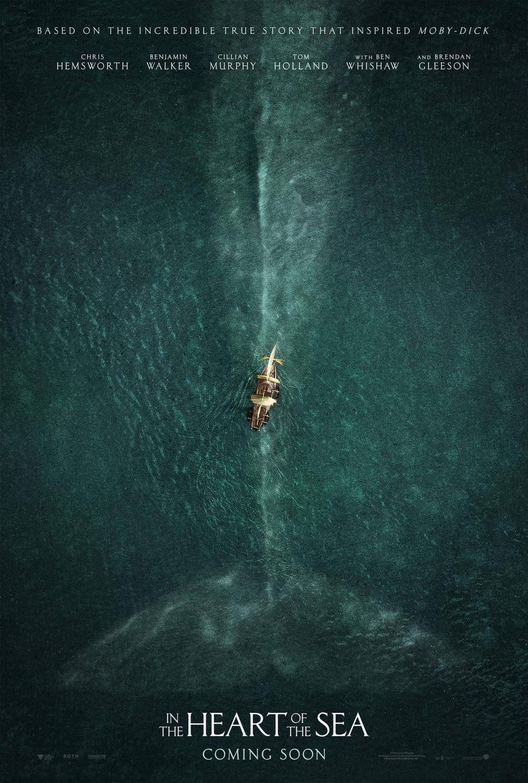 Foto de Carteles de 'En el Corazón del Mar' (4/4)