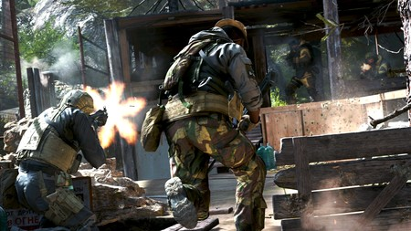 Call of Duty: Modern Warfare contará este fin de semana con una alfa en PS4 para pegar tiros en su modo 2vs2 [GC 2019]