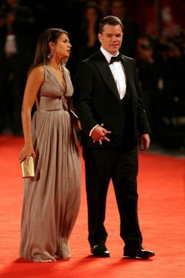 Foto de George Clooney, Ewan McGregor, Matt Demon y más nombres en el Festival de Venecia 2009 (25/35)
