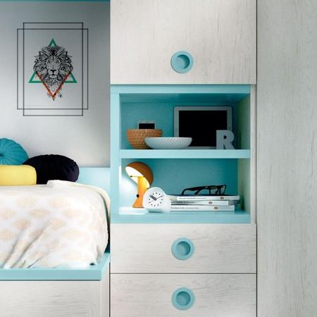 Dormitorio Morin