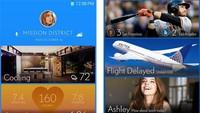 Sale a la luz otra imagen de la nueva interfaz que Samsung prepara para Android