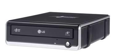 LG GSA-E60N/L, grabadora externa con SecurDisc