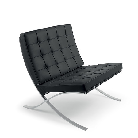 Bauhaus Barcelona Chair Sq 1