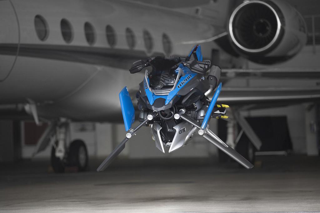 Bmw Hover Ride Concept 5