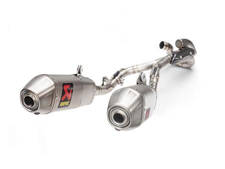 Akrapovic Honda Crf450r 001