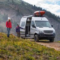 Winnebago Revel: la Sprinter ideal para aventuras todoterreno