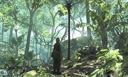 E3 2011: Fox Engine, el nuevo motor gráfico de Kojima Productions, partiendo la pana en vídeo
