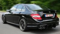 Väth V63RS Clubsport: otra visión del Mercedes C63 AMG