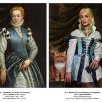 El Museo Nacional Thyssen-Bornemisza de Madrid exhibirá por primera vez una pintura hecha con iPad, del artista Ignasi Monreal