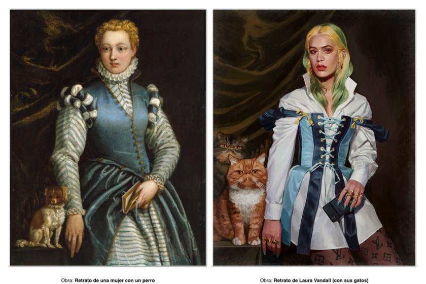 El Museo Nacional Thyssen-Bomemisza de Madrid exhibirá la primera pintura del artista Ignasi Monreal, hecha con un iPad thumbnail