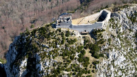 Ruta De Los Catatos 08 Montsegur