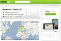 Tourist Eye, organiza tus viajes y hazte tu propia guía turística