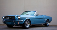 Ford Mustang del 64 réplica by Revology Cars
