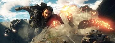 Análisis de Just Cause 4, un explosivo juego de acción en el que lo más importante es causar el caos