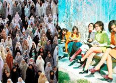 No hace mucho, el burkini o el hijab no eran predominantes en las sociedades musulmanas