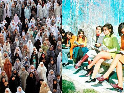 El velo no es sinónimo de Islam. En el pasado, muchas mujeres musulmanas lo ignoraban