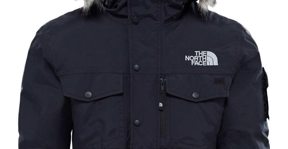 comprar north face gotham