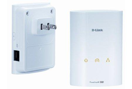 D-Link amplia su familia de dispositivos powerline a los 500Mbps