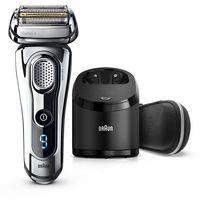 La afeitadora eléctrica Braun Series 9 9297 cc está rebajada a 349,90 euros en Amazon