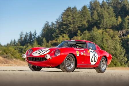 Subasta 25 Ferrari Clasicos Robin Adams Rm Sotheby S