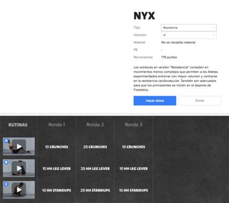 Nyx-Resistencia
