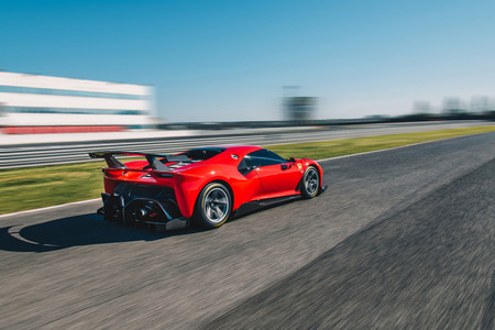 Ferrari P80/C 4