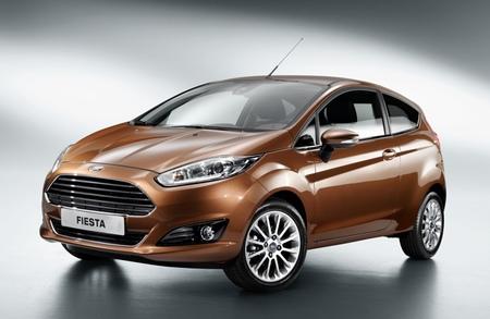 Nuevo Ford Fiesta 2013, 'restyling' de generación
