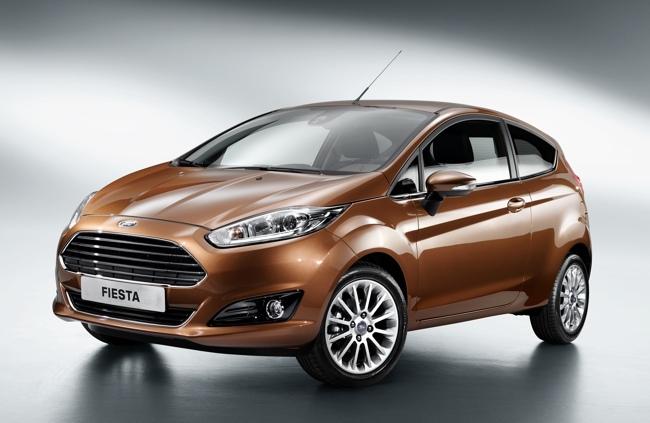 Ford Fiesta 2013 Europa 01
