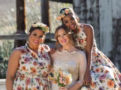 ¿Un vestido de novia por menos de 500? Es posible...