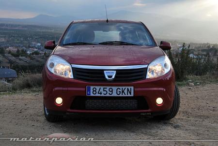 Dacia Sandero 1.6 MPI 90 y 1.5 dCi 70, prueba (parte 2)