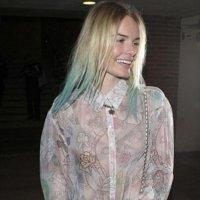¡Horror! Kate Bosworth se pasa al lado punk...