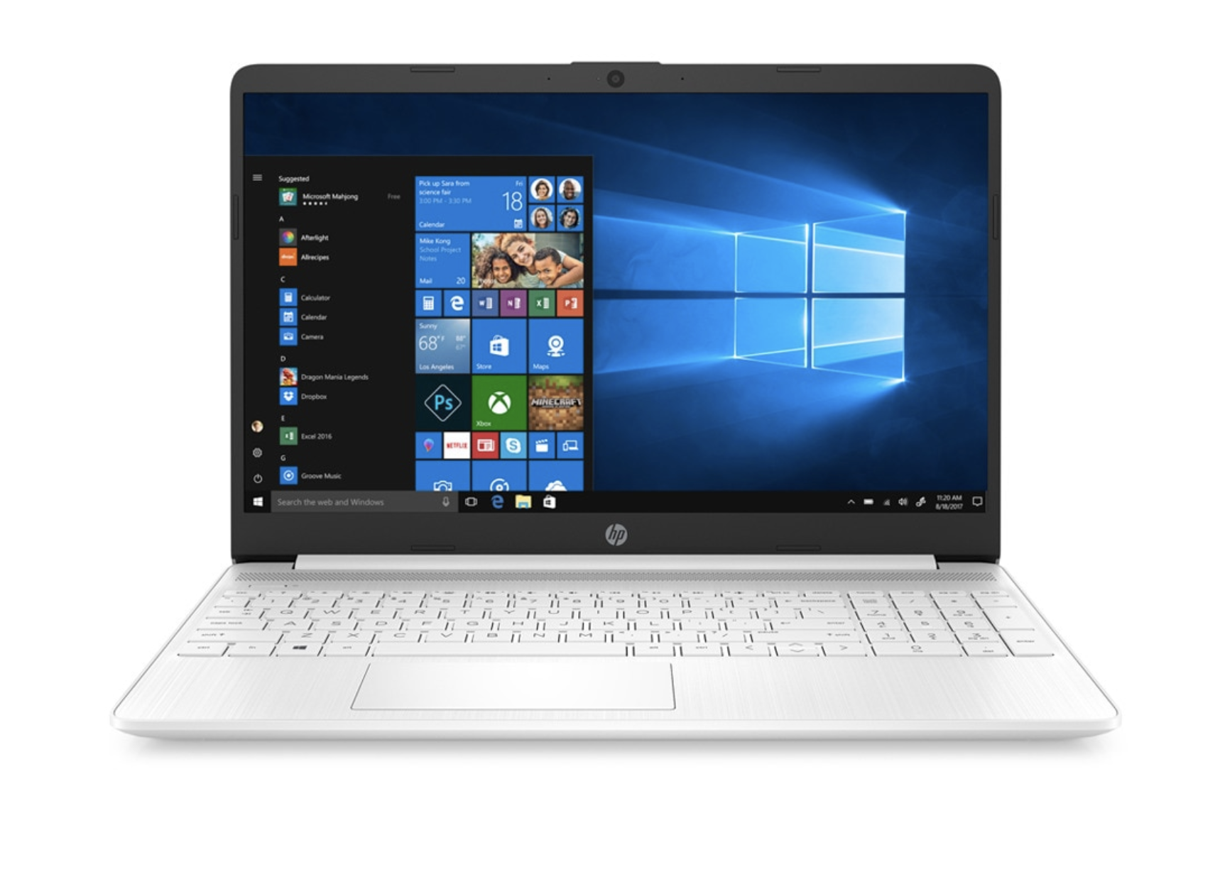 Portátil HP 15s-fq2084ns, i3, 8GB, 256GB SSD