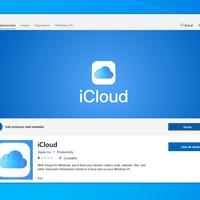 iCloud ya está disponible en la Tienda de Windows 10 y te permite sincronizar archivos, fotos y marcadores en varios navegadores