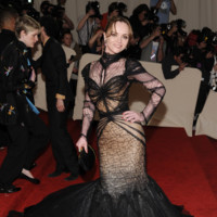 Peores looks peor vestidas Costume Insitute MET Gala Christina Ricci Zac Posen