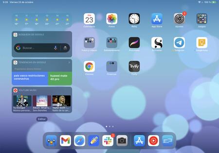 Widgets Google Ipad Os 14