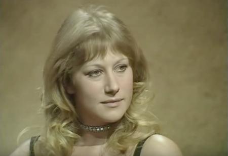 La lección de Helen Mirren sobre cómo responder al sexismo en un video de 1975