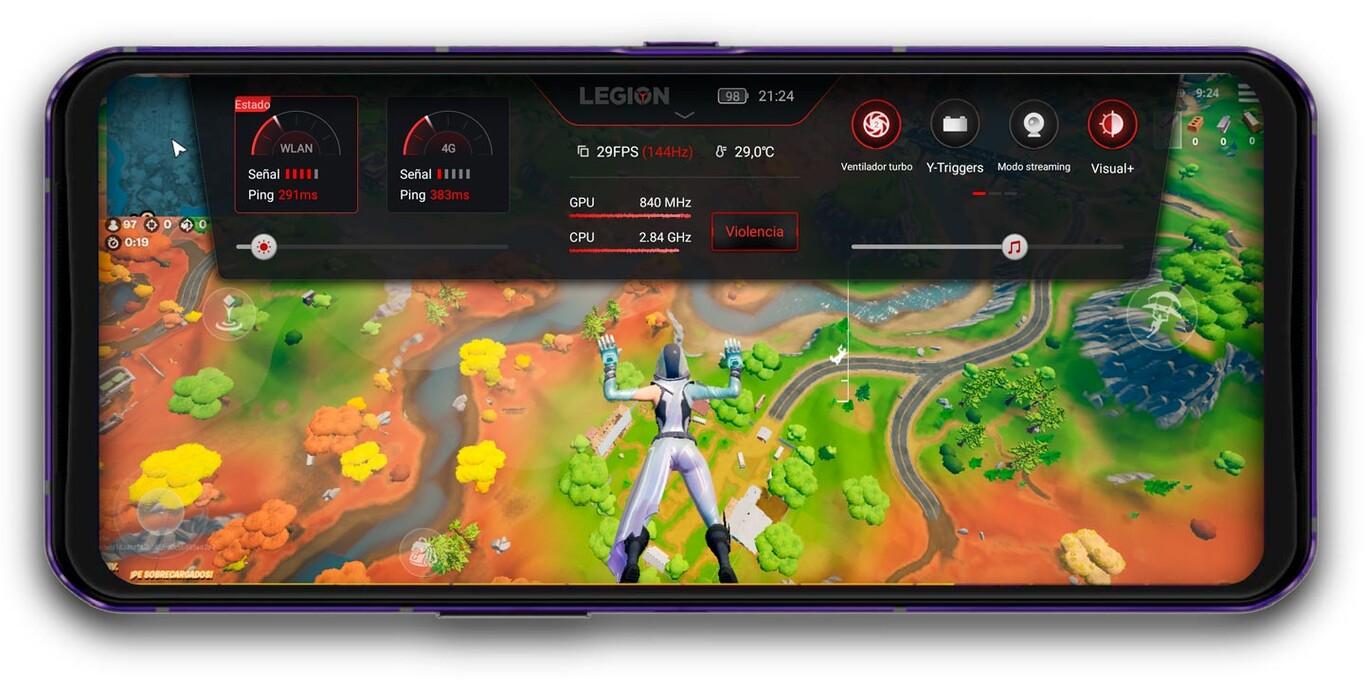 Lenovo Legion Phone Duel 2 características y especificaciones