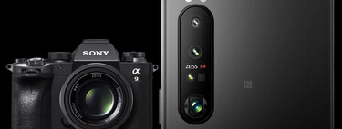 The cameras of the Sony Xperia 1 III, explained: its telephoto lens wants to be a cannonball to the waterline of its competitors