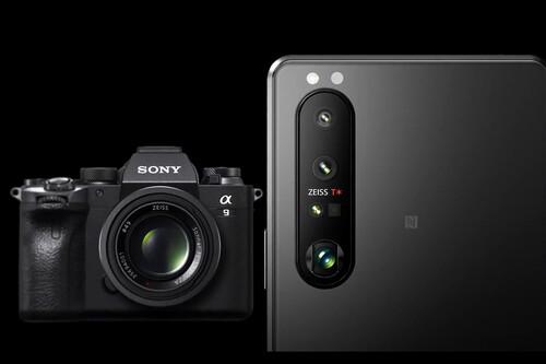 Las cámaras del Sony Xperia 1 III, explicadas: su teleobjetivo quiere ser un cañonazo a la línea de flotación de sus competidores