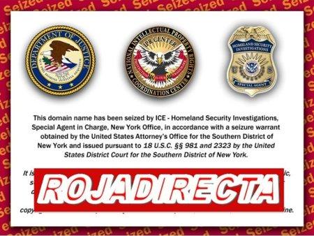 EEUU intenta bloquear el acceso a Rojadirecta por supuesta violación de copyright