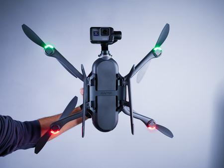 Gopro Karma Drone Tren Aterrizaje
