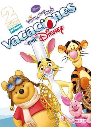 Cuadernos didácticos: Vacaciones con Disney