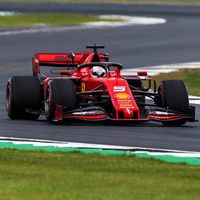 Silverstone confirmó el relevo generacional en Ferrari: Sebastian Vettel hizo su peor carrera en Fórmula 1