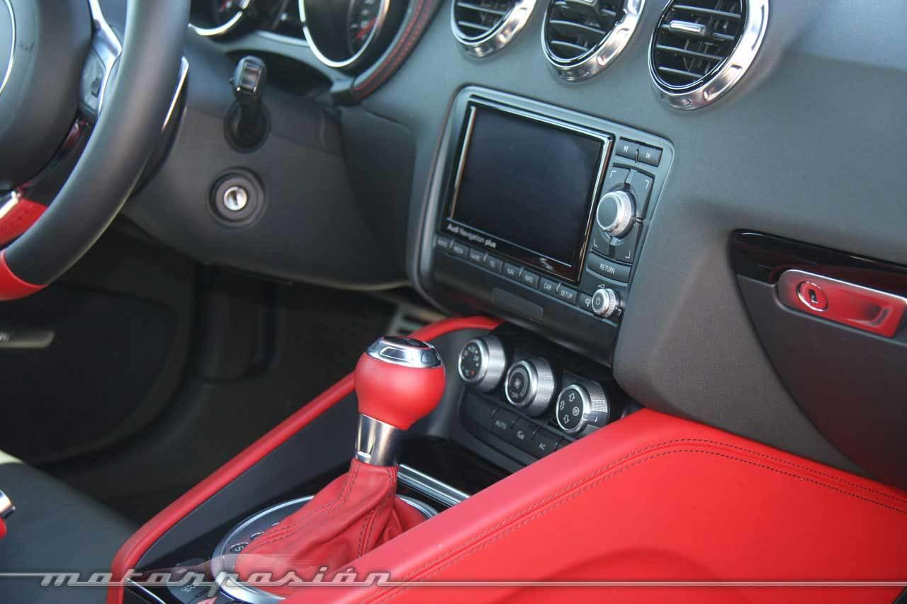 Foto de Audi TT RS S-Tronic (miniprueba) (29/51)