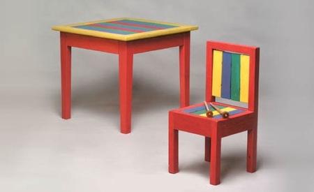 Muebles musicales, para mayores y niños