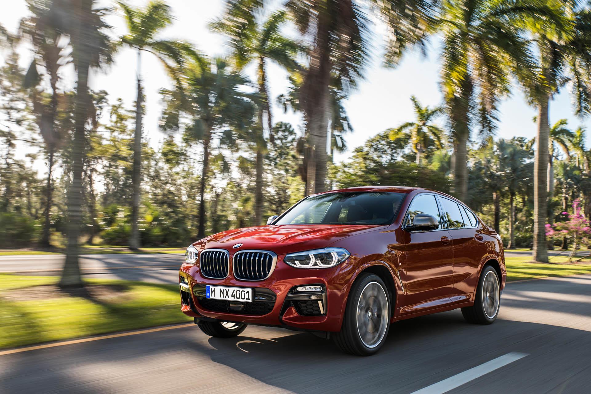 Foto de BMW X4 2019 (11/36)