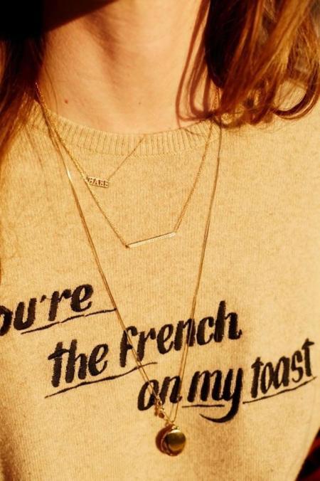 Díselo con un mensaje en el jersey