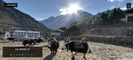 Everest Google Street View3