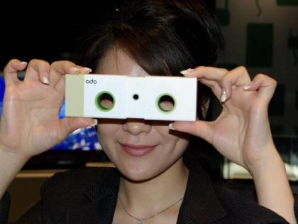 Sony Odo, con el medio ambiente
