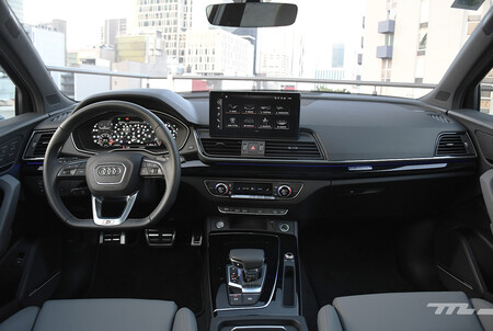Audi Q5 2021 Opiniones Prueba Mexico 11